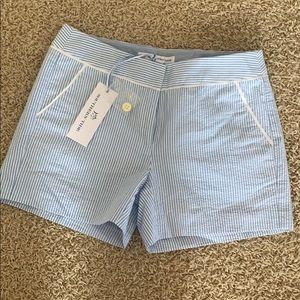 Southern Tide Piper Seersucker shorts